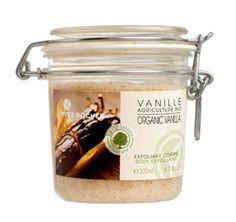 Gommage corporel vanille, Yves rocher