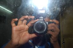U can't see u will see my photography.