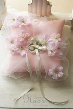 Ringpillow cherry blossoms3