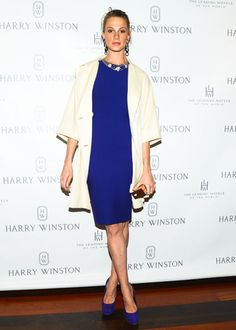 Harry Winston Hosts a Dinner for Jessica Chastian & The Heiress: Elettra Wiedemann