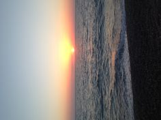 Sunset in Campora
