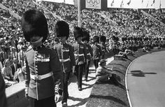 The Opening Ceremony through the years - Grenadier Guardsmen at the 1948 Olympics