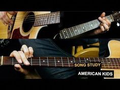 American Kids Guitar Lesson - Kenny Chesney - Solo Included - YouTube Guitar Tips, Guitar Songs, Acoustic Guitar, Guitar Lessons For Kids, Best Songs, Awesome Songs, Kenny Chesney, Classical Guitar, Learning