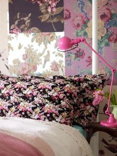 Handmade Vintage floral Pillowcases