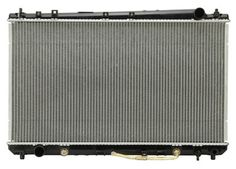 Prime Choice Auto Parts RK873 Aluminum Radiator:   Prime Choice Auto Parts Premium Radiators - High Quality - Low Price - Incredible Value! As an Auto Parts Wholesaler, we are able to provide you with factory-direct prices that save you up to 70% off the retail price! Purchase your Replacement Radiator Wholesale Direct online from Prime Choice Auto Parts and SAVE! All Radiators are inspected when they arrive at our 100,000 sq ft Auto Parts Warehouse and before they are shipped to ensur...
