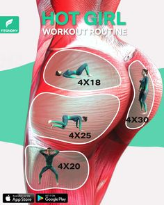 Full Body Gym Workout, Gym Workout Videos, Gym Workout For Beginners, At Home Workout Plan, Hip Workout, Fitness Workouts, Weekly Workout Routines, Curves Workout, Buttocks Workout