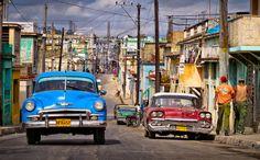 La Habana vieja. Gerry Pacher