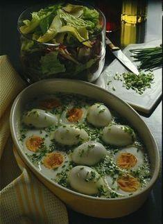 Unser Beliebtes Rezept Für Eier In Schnittlauchsoße Und Mehr Als 55.000  Weitere Kostenlose Rezepte Auf LECKER