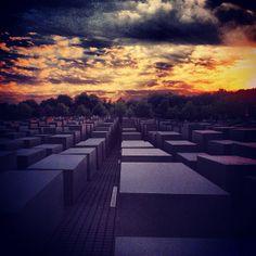 Memorial aos Judeus Mortos no Holocausto