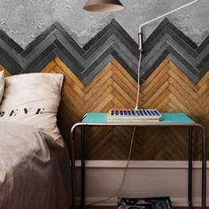 Tête de lit - Déco: des têtes de lit originales à faire soi-même