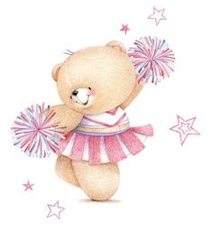 Florynda del Sol ღ☀¨✿ ¸.ღ Anche gli Orsetti hanno un'anima…♥ Clipart, Cute Images, Cute Pictures, Bear Character, Hello Kitty Plush, Blue Nose Friends, Bear Illustration, Love Bear, Cute Teddy Bears