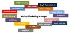 Online Marketing vs. Social Media Manager