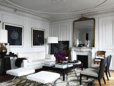 Can't Afford an Apartment in Paris? Steal These French Decor Ideas