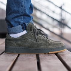 91225684981 Reebok classic - Club C 85 TG Hunter Green. Harper Store - Sneakers and  Clothes.