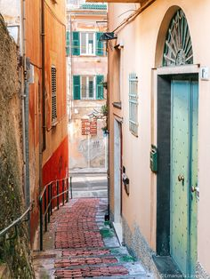 Il quartiere di Sant'Ilario a Genova - Foto Vagabonde Tourism