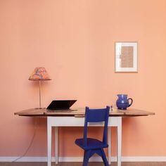 Klint 47 — Aperitivo | Beställ provark för20kr Office Desk, Corner Desk, Color Codes, Rum, Coding, Furniture, Home Decor, Corner Table, Desk Office