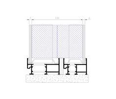 Heat insulation | TIMax GL System Ug 0.85 | Wacotech. Check it out on Architonic