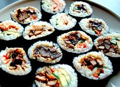 best looking sushi ever