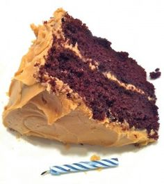 Hersey's Cocoa Cake with Homeade Caramel Frosting
