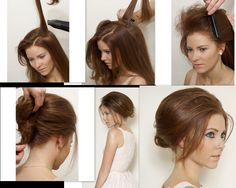 vintage hair - maybe a little too big-hair for me, but the how-to could be useful.