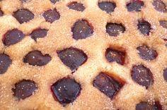 Bögrés, szilvás süti