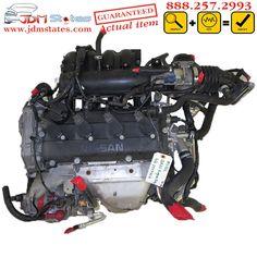 JDM Nissan QR20DE DOHC Engine 2002 - 2006 QUANTITY AVAILABLE: 3