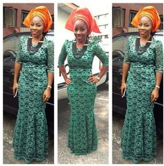 Leading Edge Trends: Gorgeous & Glam WDN Aso Ebi Styles - Wedding Digest NaijaWedding Digest Naija