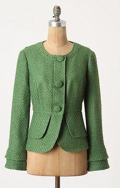 """anthro """"Nancy Drew"""" coat :)"""