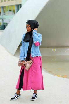 NAKD HAUL: PINK MAXI DRESS