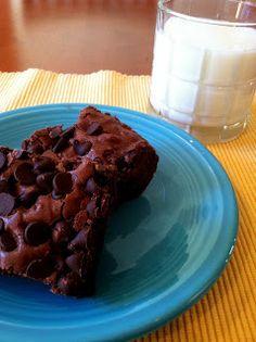 Pantry Dreams: Chocolate Chocolate Brownies