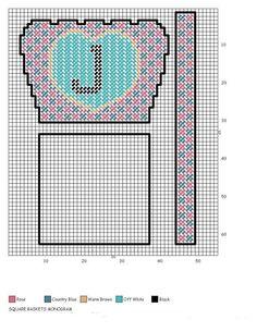 BASKET 2/3 Plastic Canvas Crafts, Plastic Canvas Patterns, Plastic Baskets, Candy Baskets, Sewing Projects, Craft Projects, Square Baskets, Sewing Baskets, Canvas Designs