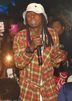 Plot? An indictment for the man who shot at Lil Wayne's tour bus has revealed he called rival rappers Birdman and Young Thug immediately before and after the attack