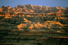 South Dakota - Badlands National Park. 50 states, 50 spots: Natural wonders - CNN.com