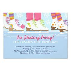 free printable ice skating party PRINTABLES FREEBIES DIY