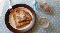 Diétás palacsinta liszt nélkül, krémsajtból Nutella, French Toast, Food And Drink, Sweets, Eat, Breakfast, Cukor, Recipes, Diets