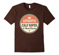 Calf Roper T-shirt Vintage Classic Roping Tee - Male Small - Brown Homewise Shopper http://www.amazon.com/dp/B018NUKJPO/ref=cm_sw_r_pi_dp_Eiaywb0487F45