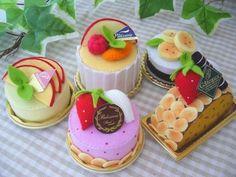 楽しく作れます ケーキ5種のレシピとなります~ 送料無料。