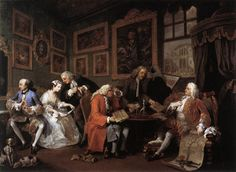 Masters of Art: William Hogarth (1697 - 1764) - see it on http://makeyourideasart.com