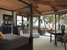 tropical bedroom <3