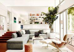 12 Reasons We Still Want an Eames Lounge Chair via @MyDomaine
