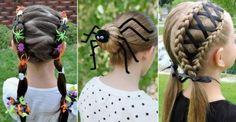 16 accessoires cheveux à faire soi-même pour compléter un costume d'Halloween!