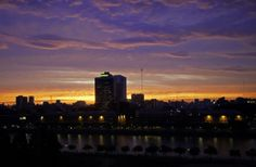 You'll love the amazing sunsets of Buenos Aires!