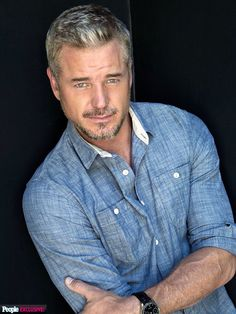 Eric Dane, Gray Hair