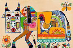 Instituto Internacional de Arte Naif: Fé Córdula- Arte naïf brasileira