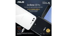 ASUS Zenfone 4 Pro now available in PH with a price of Php39,995