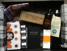 POPSUGAR Must Have Luxury Edition Summer Fun for Him Box | My Subscription Addicition