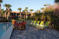 The Family Fun Pool is a great time just waiting to happen. While the kids are being entertained at The Hideaway Cove, located within the pool area, you can enjoy a relaxing day by the pool. The Hideaway Cove offers a drop off program from 6pm until 10pm -- perfect for date-night!