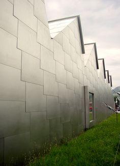 Gigon & Guyer - Museum Liner, Appenzell 1998.