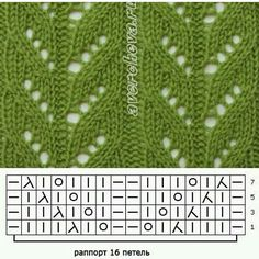 - What a beautiful and easy stitch. I love the purls in… Baby Knitting Patterns, Lace Knitting Stitches, Cable Knitting, Knitting Charts, Lace Patterns, Knitting Designs, Knitting Socks, Hand Knitting, Stitch Patterns