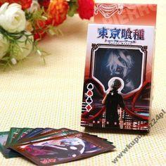 KARTY NARUTO TOKYO GHOUL ONEPIECE POKER KUPUJESZ24